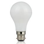 Bombilla LED - 7W B22 A60, Termoplastico