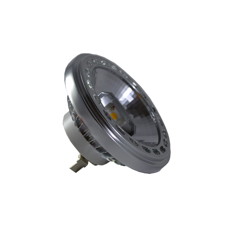 Bombilla led 15w ar111 12v chip sharp enernov - Bombilla led 12v ...
