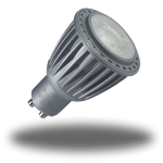 Bombilla LED - 7W GU10, Chip Sharp