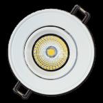 Foco Empotrable LED Redondo Orientable - 3W