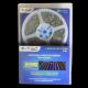 Kit Completo Tiras LED 5050 RGB 5 metros, 60 LED por metro, IP65 Waterproof, con Mando a distancia