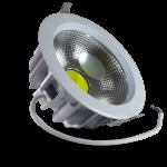 Foco Empotrable LED Redondo - 30W