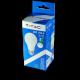 Bombilla LED - 5W E27 A60, Termoplastico