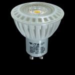 Bombilla LED - 6W GU10 COB