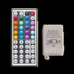 Control Remoto para Tira LED RGB, 44 Botones