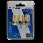 Blister 3 Bombillas LED - 3W G4 12V