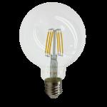 Bombilla LED - 6W G95 E27 Filamento Classic