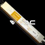 Fuente de alimentación LED - 30W 12V 2,5A Metal Waterproof