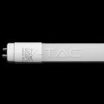 Tubo LED T8 - 10W, 60cm Rotativo Nano Plástico