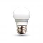 LED Bombilla - 3W E27 G45
