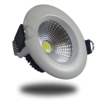 Foco Empotrable LED Redondo - 3W