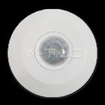 Sensor de Infrarrojos (PIR) techo 360º superficie SLIM