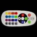 Control Remoto para Tira LED RGB, 16 Botones