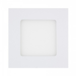 Panel LED SLIM 6W 420Lm cuadrado
