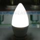 Bombilla LED E14 5,5W 470Lm Vela Chip SAMSUNG