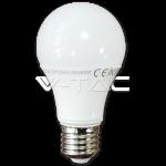 Bombilla LED - 10W E27 A60, Termoplastico