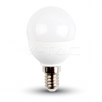 Bombilla LED - 5.5W E14 P45, Chip Epistar