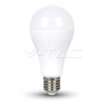 Bombilla LED - 15W E27 A65 1500 lumen