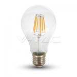 Bombilla LED - 8W E27 Filamento Classic A67 800 lumen