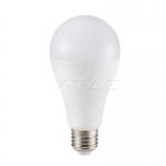 Bombilla LED E27 17W 1.521Lm A65 Chip SAMSUNG