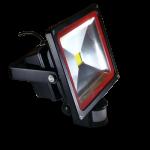 Foco LED V-TAC con Sensor - 30W Blanco Cálido